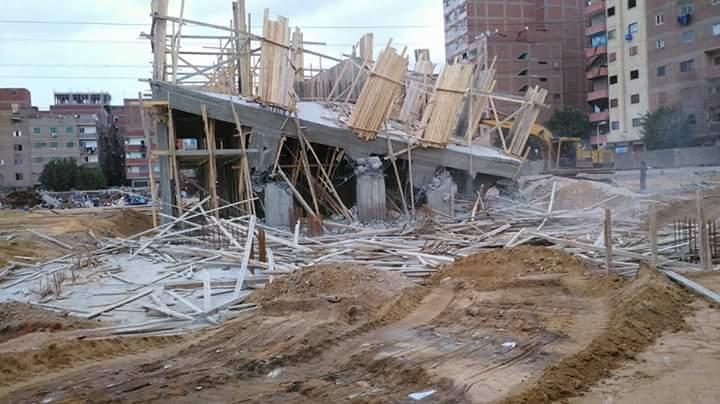 ستجابة لـ«شارك المصري اليوم».. هدم تعديات أرض للأوقاف بـ«السلام»