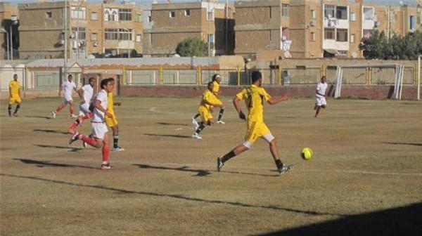 «الشباب والرياضة» تستكمل دوري مراكز الشباب بشمال سيناء بعد توقفها