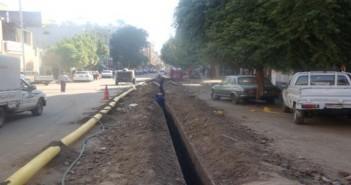 سكان 40 عمارة في شارع بدار السلام يشكون عدم استكمال توصيل الغاز