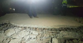 شاهد عيان: انهيار منزل بالفيوم دون سقوط ضحايا