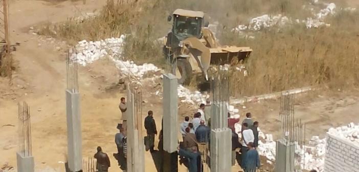 مطالب بإزالة التعديات على أملاك الدولة في «كرديدة» بالشرقية