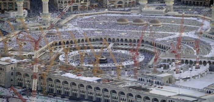 إضراب عمال «بن لادن» عن «توسعة الحرم المكي» لتأخر رواتبهم منذ 3 شهور