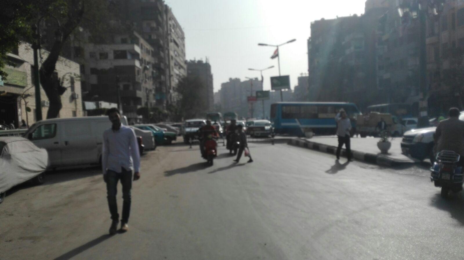إغلاق محيط مديرية أمن القاهرة.. وتجمع أهالي سائق الدرب الأحمر ضحية رقيب الشرطة