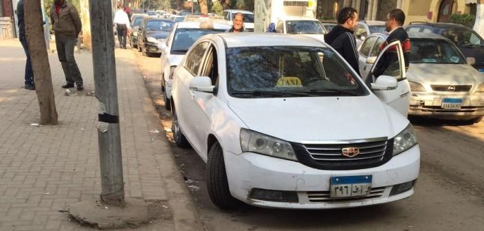 📷| الملاكي «الأجرة» يهدد عرش التاكسي