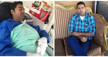 شقيقة أمين شرطة بُتر ساقه في تفجير بالعريش للرئيس: لماذا كُرمت الضابط ونُسيت الأمين والمجند؟