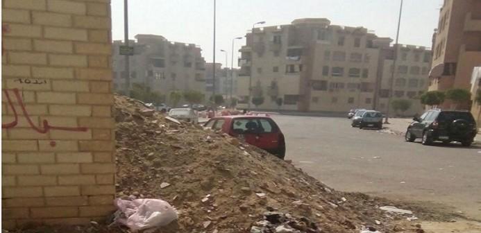 بالصور.. سكان «عصفور الجنة» بالقاهرة الجديدة يرصدون تدهور أوضاعها