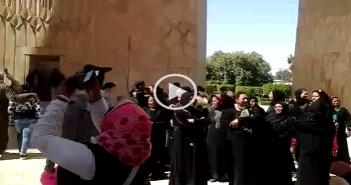 غضب زوار رمز الصداقة المصرية الروسية لتعطل مصعديه بحجة «التصريح»