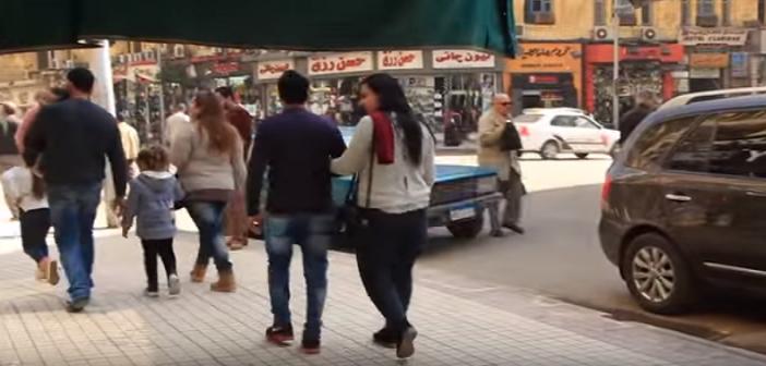 ▶| فيديو.. مظاهر احتفال المصريين بعيد الحب.. «السناجل» في المشهد أيضًا ❤