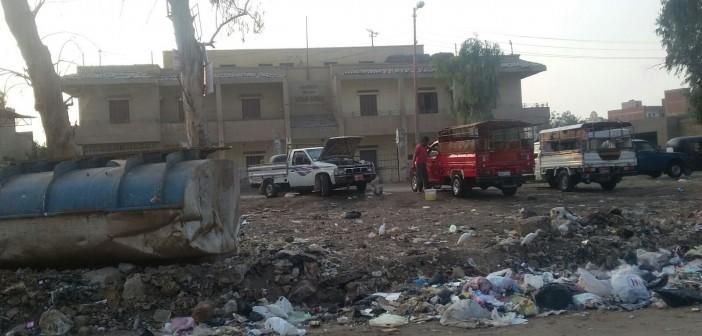 6 ملامح لأزمة القمامة في الدقهلية بعيون مواطن