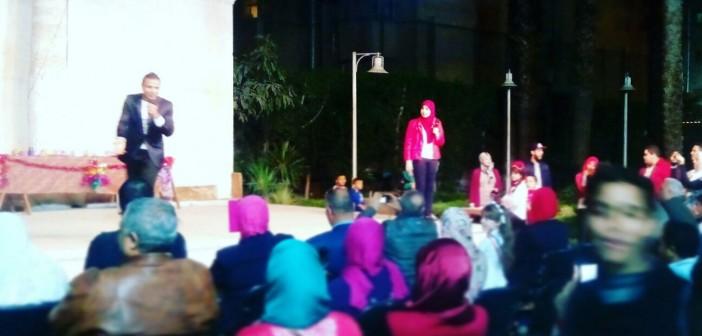 📷| «أولاد ماما نونة» تكرم الطلاب المتفوقين في حفل بمركز سعد زغلول الثقافي