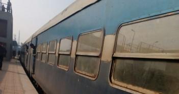 تعطل قطار الفيوم ـ الإسكندرية
