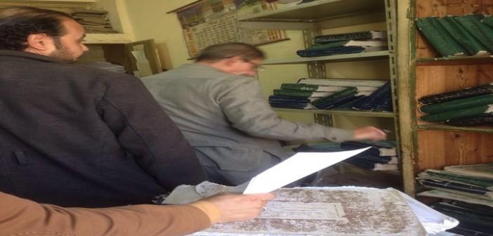 بالصور.. محام يرصد مشاهد الإهمال في إحدى محاكم القليوبية