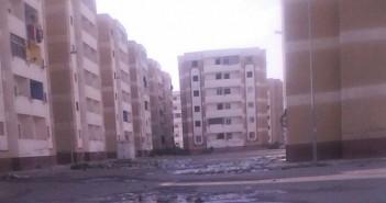 غرق شقق بمدينة المستقبل بالإسماعيلية في الصرف وسط تقاعس المسؤولين