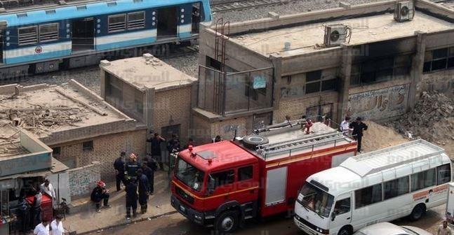 حي المرج يطالب «الإسعاف» بتوفير سيارة أمام محطة المترو