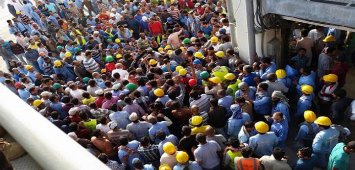 مصريون في «بن لادن» السعودية يطالبون السيسي بالتدخل للحصول على مستحقاتهم