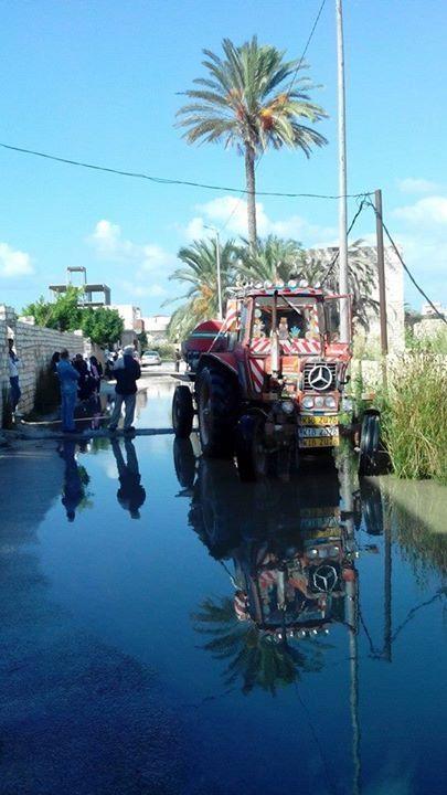الصرف يُغرق مدرسة «عايزينو فرج» بالإسكندرية منذ سنوات دون حل