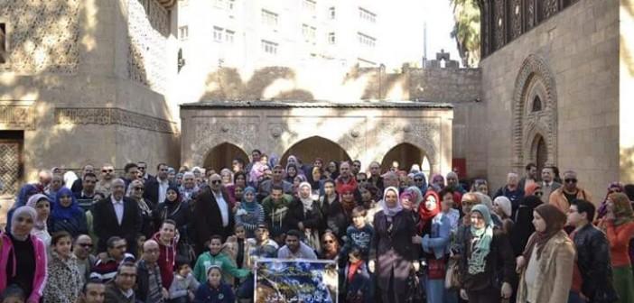متضامنون يطالبون «الآثار» بإلغاء قرار وقف أنشطة «الوعي الأثري» بالجمالية