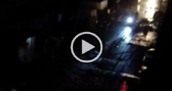 انقطاع الكهرباء تزامنا مع سقوط أمطار غزيرة بالفيوم