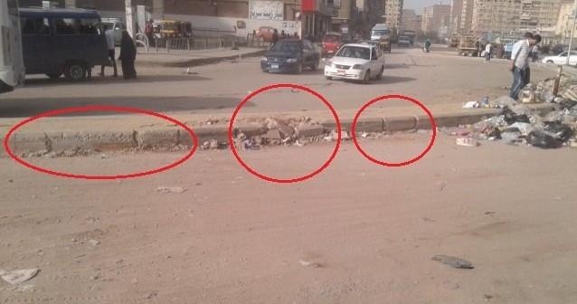 📷| تطوير شارع 15 مايو بشبرا الخيمة «لف وارجع تاني»