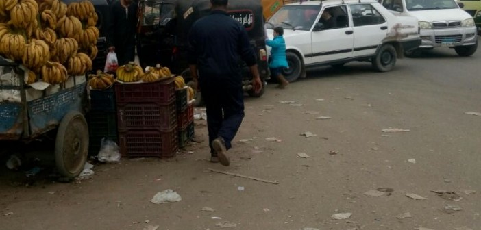📷| مواطن يشكو فوضى الإشغالات بشوارع الحي العاشر بمدينة نصر