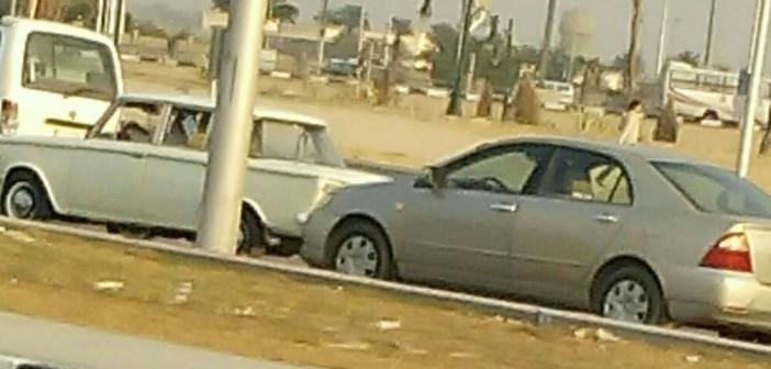 📷| مواطن: تردي نظافة كوبري زهراء مدينة نصر.. وموت أشجار جزيرته