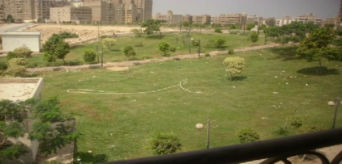 غضب سكان شارع الأشجار بالمقطم لتبوير حديقة عامة