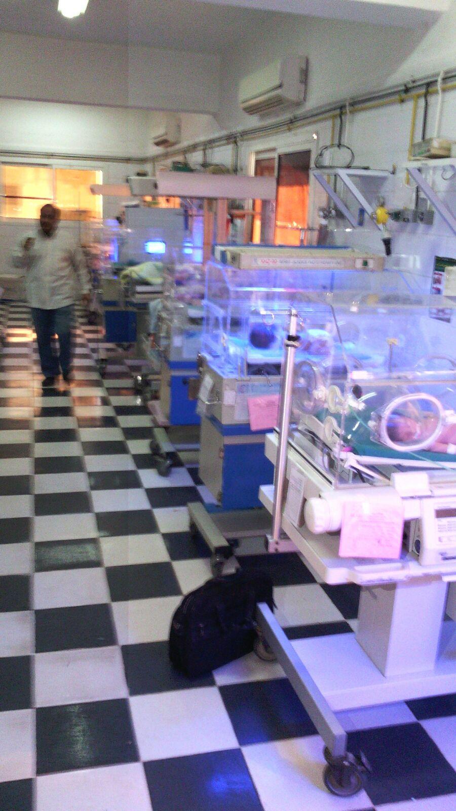 «الأورمان» تتبرع بأجهزة طبية لحضانات مستشفى دكرنس بالدقهلية