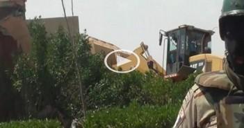 فيديو| غضب ملاك القادسية بعد حملة إزالة: «لا نمتلك غيرها.. والتقنين غالي»