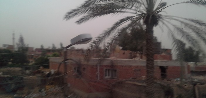 ⚡ بالفيديو.. موجة رعد وعاصفة ترابية تجتاح القصاصين بالإسماعيلية
