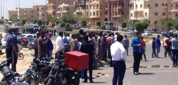 بالصوت.. شاهد عيان يروي شهادته عن اللحظات الأولى لمقتل بائع شاي على يد أمين شرطة