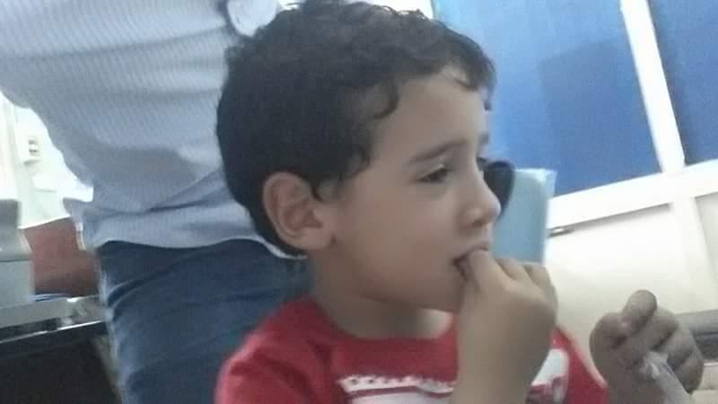 انشر صورة الطفل.. وساهم في عودته إلى أسرته (عُثر عليه في ميدان هليوبوليس)