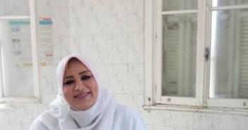 الممرضة حنان عبدالمحسن