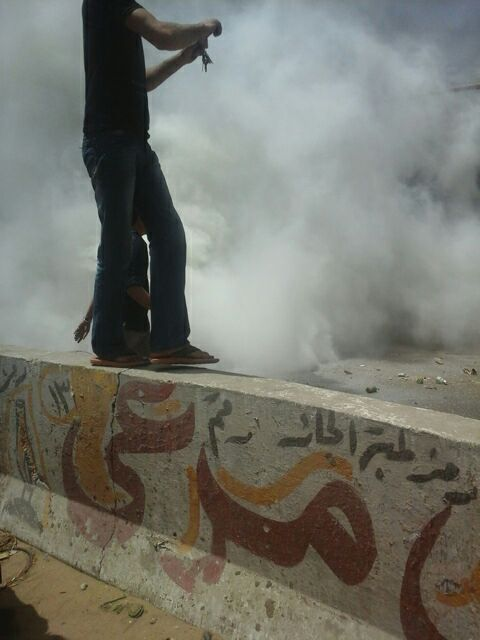 محتجون يقطعون طريق المحلة ـ طنطا بسبب اختفاء ربة منزل