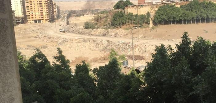 ▶ فيديو.. سكان الفسطاط يشكون حرق النفايات بالمدينة