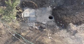 أهالي عزبة بكفر الشيخ: المحافظ افتتح محطة صرف مُلئت بياراتها بالمياه النظيفة