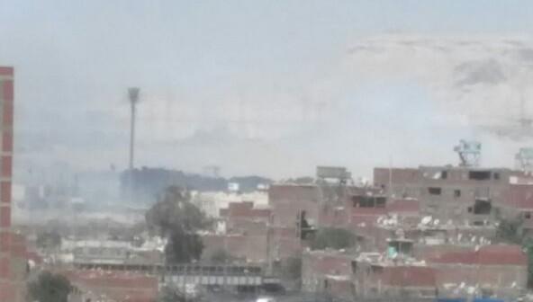 📷| حلوان ـ المعصرة.. المقلب الخلفي لتلوث القاهرة