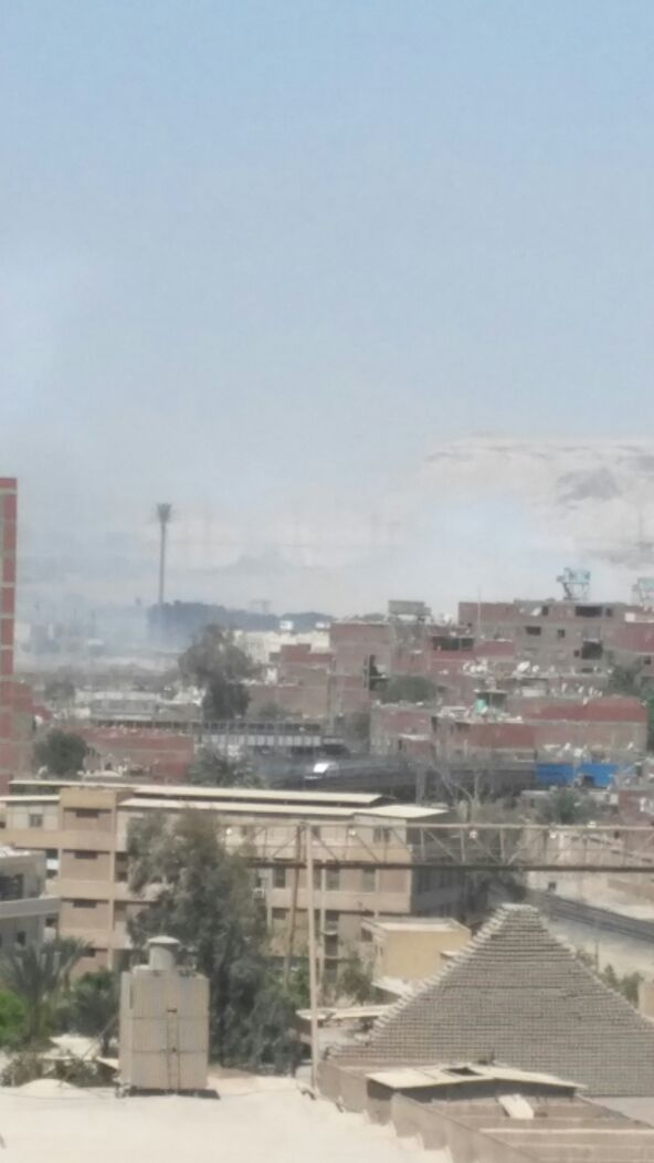 حلوان ـ المعصرة.. المقلب الخلفي لتلوث القاهرة