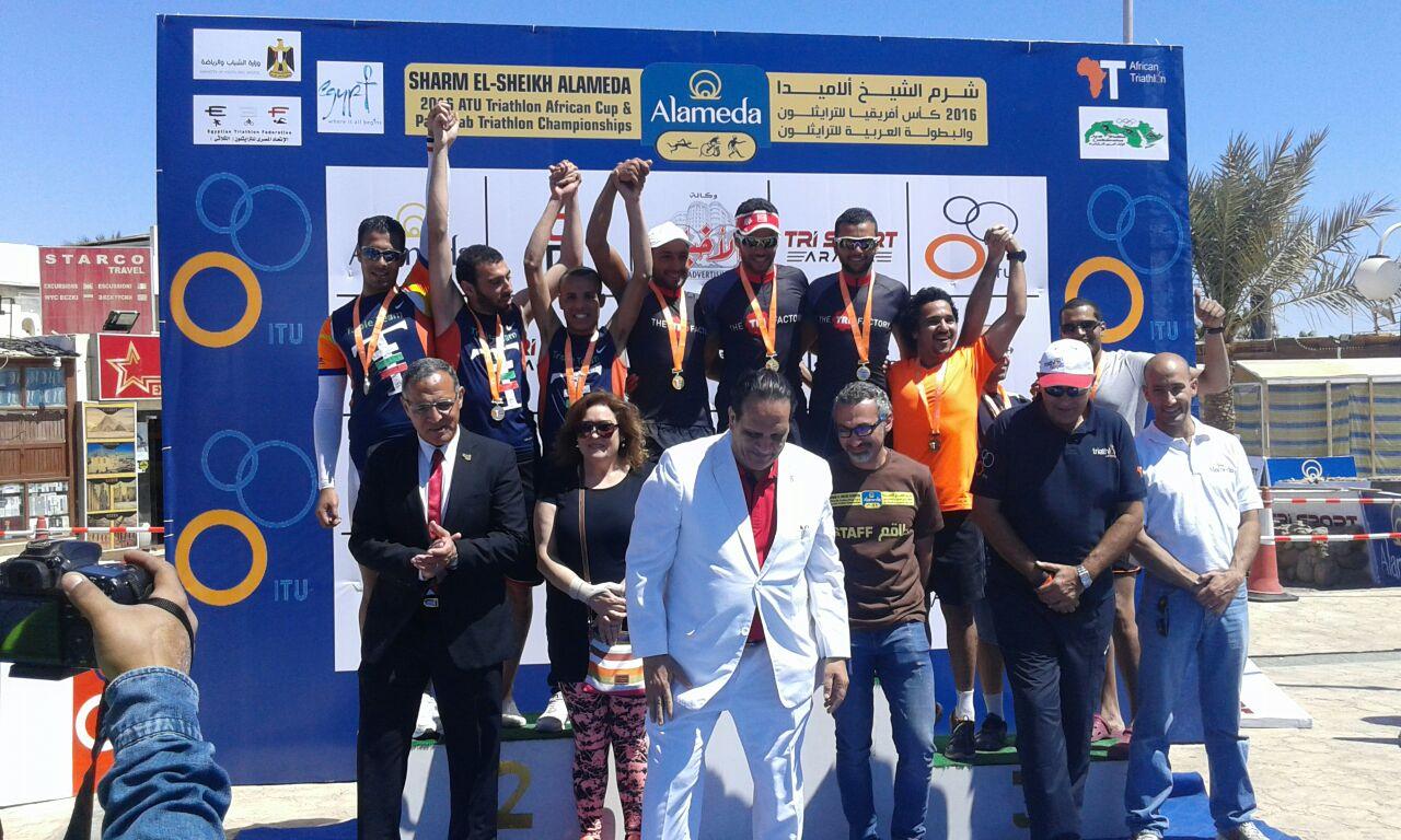 لاعب بالفريق المصري ببطولة شرم الشيخ للترايثلون: الإقامة على حسابنا ولا مكافآت للفوز