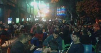 سكان مدينة الإعلام بالعجوزة يشكون انتشار المقاهي وورش السيارات داخل الكتلة السكنية