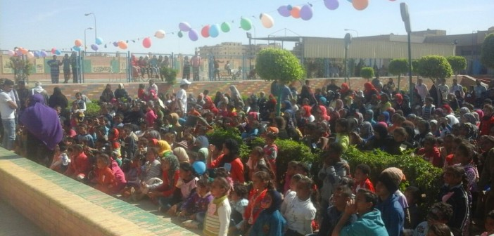 📷| احتفال يوم اليتيم في مدينة بدر (صور)