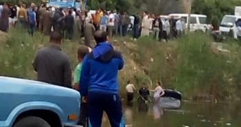 صور | أهالي «المنوات» يطالبون بمطب صناعي لتقليل حوادث طريق المريوطية