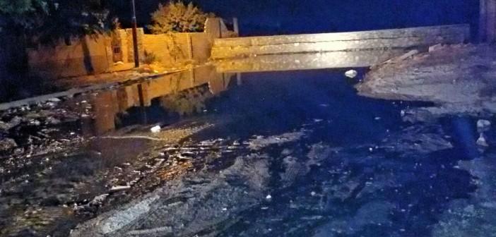 مواطنون يتهمون شركة المياه ببني سويف بصرف المجاري لنهر النيل