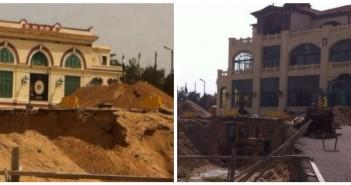 حملة «أنقذوا المنتزه» تطالب بوقف أعمال شركة «ستانلي»: تشوه المعالم التاريخية للمباني
