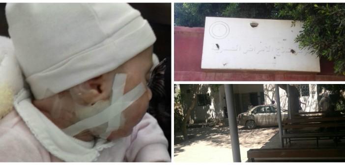 صور | مواطن يروي تجربته مع مستشفى صدر بكفر الشيخ: «قالوا مفيش مستشفى النهاردة»