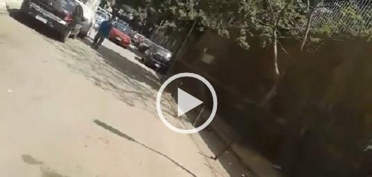 ▶ مواطن يرصد الإشغالات في شارع بالعباسية.. ويطالب بإزالتها