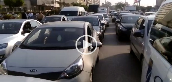 فيديو | هولاند في مصر.. «تشريفة» رئيس فرنسا تحول شوارع القاهرة لجراجات مفتوحة