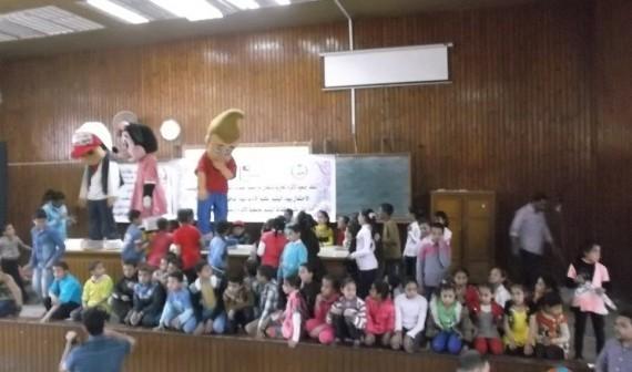 حفل للأيتام بالعجمي بمشاركة 80 طفلا