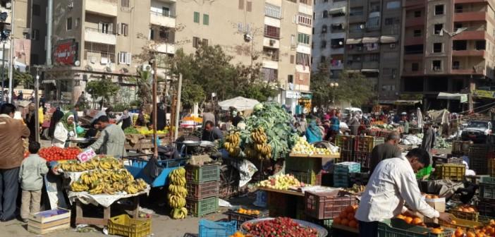 مطالب بإزالة ونقل سوق التبة بمدينة نصر