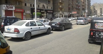 وهم تطوير شارع 15 مايو بشبرا الخيمة (صور)