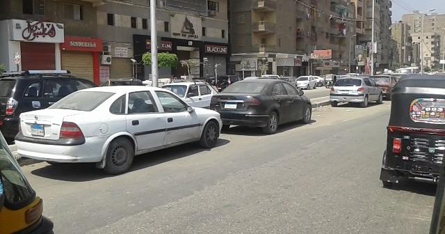 مشاهد التطوير «الوهمي» لشارع 15 مايو بشبرا الخيمة (صور)